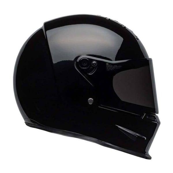 Casco Moto BELL HELMETS Eliminator Gloss Black