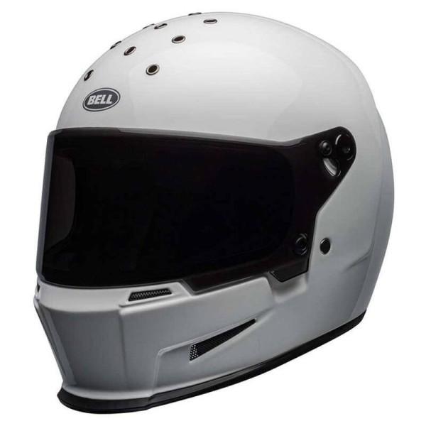 Motorcycle Helmet BELL HELMETS Eliminator White
