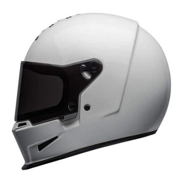 Casque Moto BELL HELMETS Eliminator White