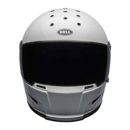 Motorcycle Helmet BELL HELMETS Eliminator White ,Helmets Full Face
