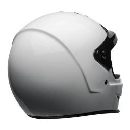 Motorcycle Helmet BELL HELMETS Eliminator White ,Helmets Full Face