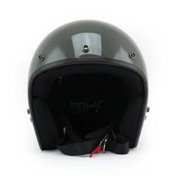 Motorcycle Helmet Vintage ROEG Moto Co JETT Slate Grey Gloss ,Jet Helmets