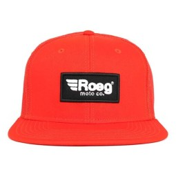 Motorcycle Cap ROEG Moto Co Blake Flat Orange ,Beanies / Hats