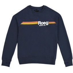 Motorcycle Sweat ROEG Moto Co TON Navy ,Sweatshirts / Sweaters