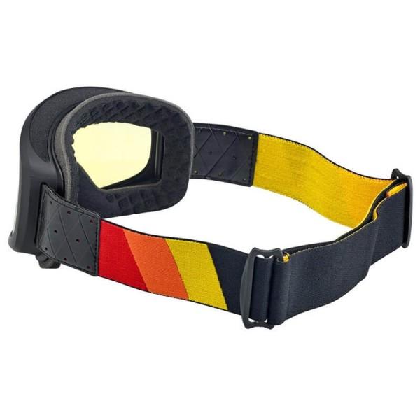 Motorcycle Goggles BILTWELL Inc Overland 2.0 Tri-Stripe