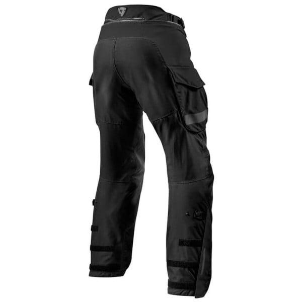 Motorcycle Pants REVIT Offtrack Black