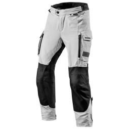 Motorrad Hose REVIT Offtrack Silber ,Motorradhosen