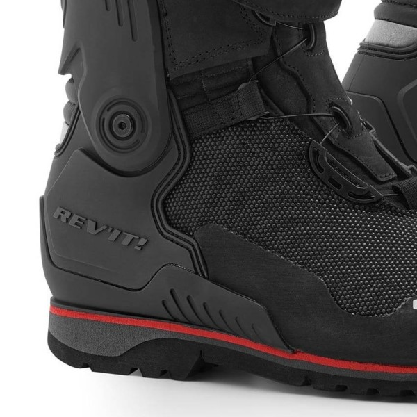 Motorcycle Boots REVIT Expedition H2O Black