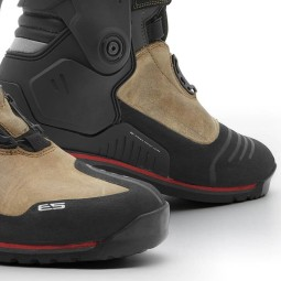 Botte de Moto REVIT Expedition H2O Marron ,Bottes Adventure / OffRoad Moto