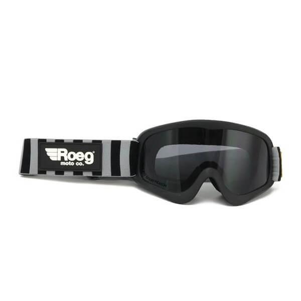 Gafas Moto ROEG Moto Co Striped Peruna
