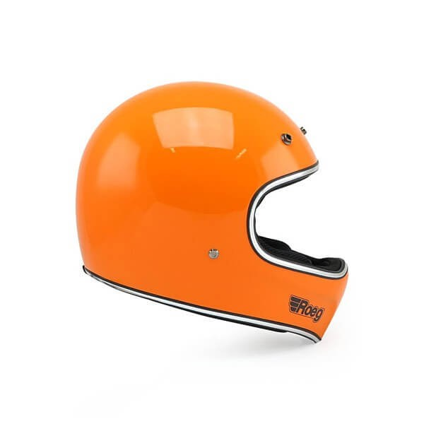 Casque Moto ROEG Moto Co Peruna Corn Yellow