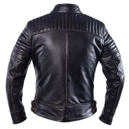 Motorcycle Leather \nJacket HELSTONS Yukon Brown ,Leather Motorcycle Jackets