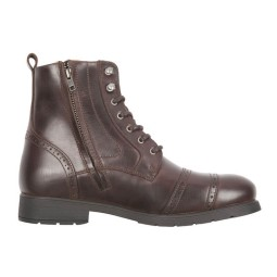 Scarpa Moto HELSTONS Travel Marrone, Calzature Moto Urban
