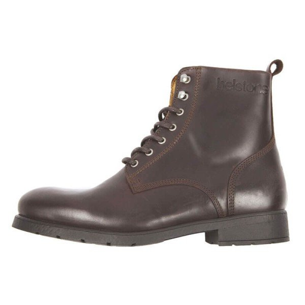 Motorcycle Shoes HELSTONS City Brown ,Motorcycle Shoes Urban