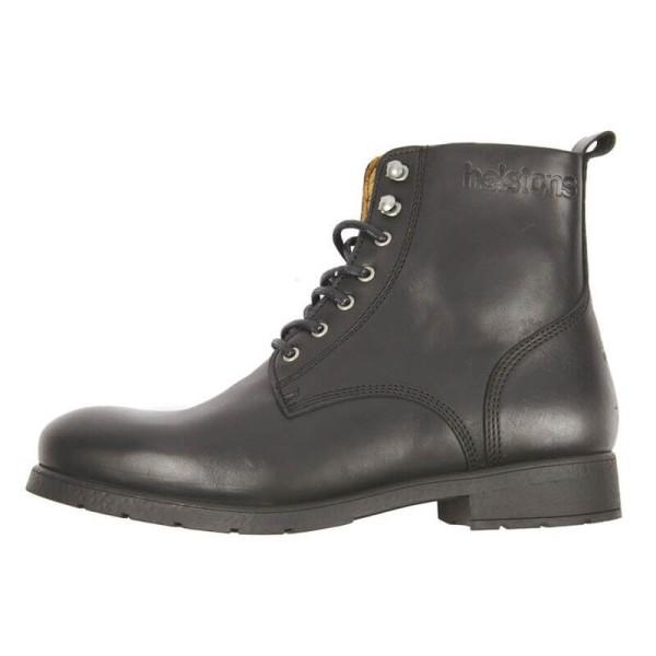 Zapatos de Moto HELSTONS City Negro