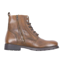 Motorcycle Shoes HELSTONS City Tan, Motorcycle Shoes Urban