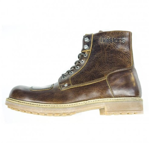 Motorcycle boots Helstons Mountain brown