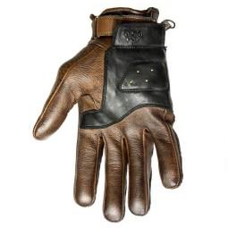 Motorrad-Handschuhe HELSTONS Charly Camel ,Motorrad Lederhandschuhe