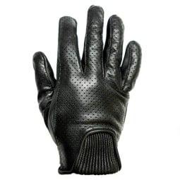 Motorrad-Handschuhe HELSTONS Charly Noir ,Motorrad Lederhandschuhe