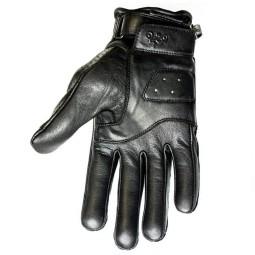 Guanti Moto Pelle HELSTONS Charly Noir, Guanti Moto Pelle