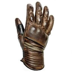 Motorrad-Handschuhe HELSTONS Corporate Camel ,Motorrad Lederhandschuhe