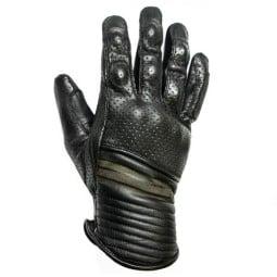 Guanti Moto Pelle HELSTONS Corporate Noir, Guanti Moto Pelle