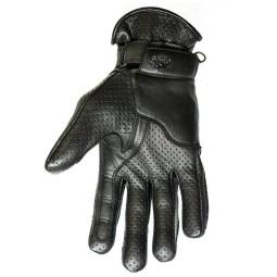 Motorrad-Handschuhe HELSTONS Corporate Noir ,Motorrad Lederhandschuhe