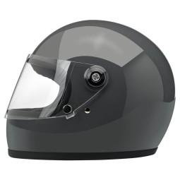 Motorcycle Helmet Vintage BILTWELL Gringo S Storm Grey ,Vintage Helmets