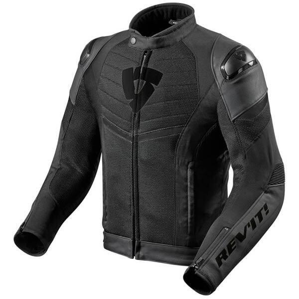 Blouson Moto REVIT Mantis Noir