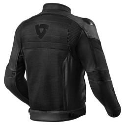 Chaqueta Moto REVIT Mantis Negro ,Chaquetas Moto Tela