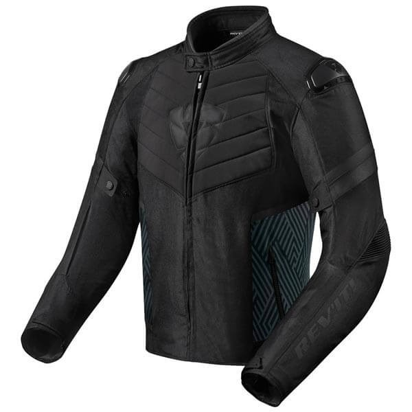 Blouson Moto REVIT Arc H2O Noir