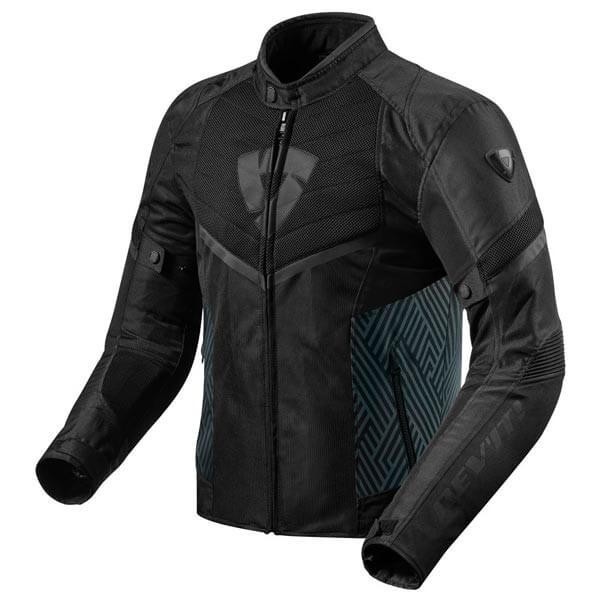 Motorcycle Jacket REVIT Arc Air Black