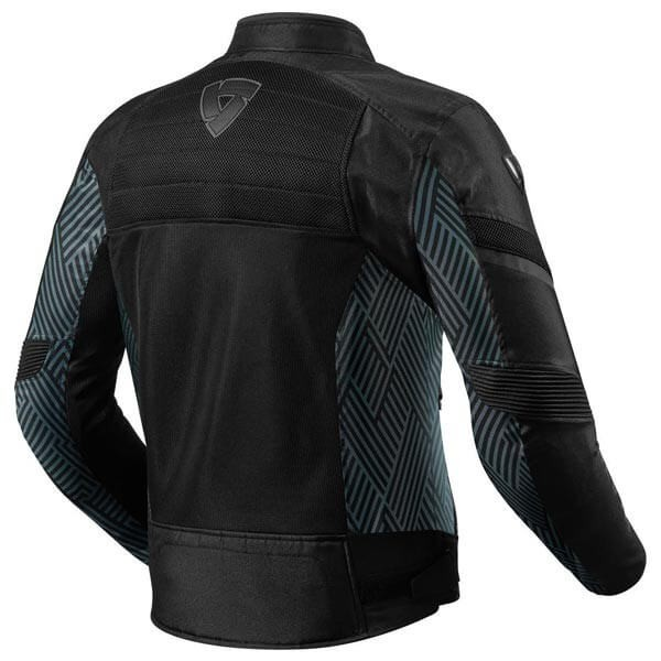 Chaqueta Moto REVIT Arc Air Negro