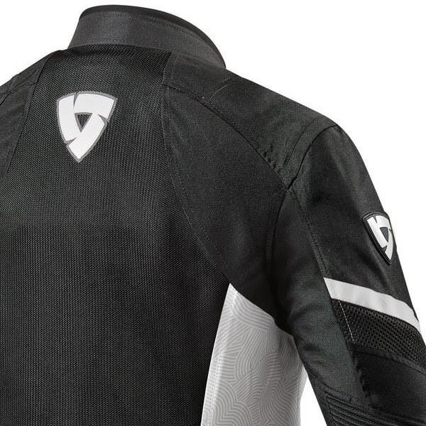 Motorcycle Jacket REVIT Arc Air Woman Black White