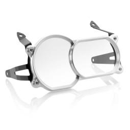 Rizoma Scheinwerfer-Schutz Silber
