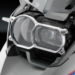 Rizoma Protezione Faro Anteriore Argento, Protezioni Moto