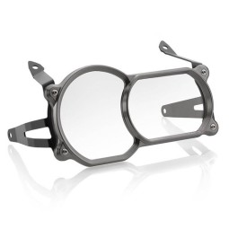 Rizoma Headlamp Cover Titanium ,Motorcycle Protections