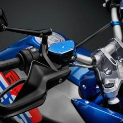 Rizoma Abdeckung Bremse Blau, Flüssigkeitskappen und Tanks