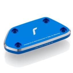 Rizoma Couvercle de fluide Embrayage Bleu