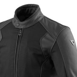 Giubbotto Moto Pelle REVIT Ignition 3 Nero, Giubbotti e Giacche Pelle Moto
