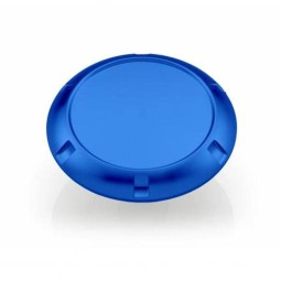Rizoma Enjoliveur cardan Bleu ,Bouchons et Réservoirs Liquides