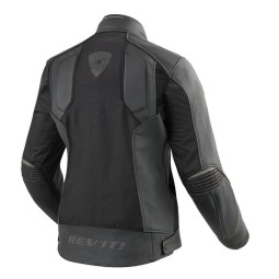 Giubbotto Moto Pelle REVIT Ignition 3 Donna Nero