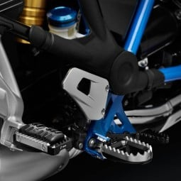 Rizoma RALLY Motorcycle Pegs Black
