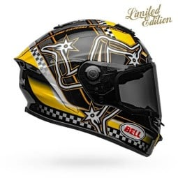 Casco moto Bell Star DLX Mips Isle of Man Limited Edition, Caschi Integrali