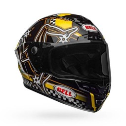 Motorrad Integral Helm BELL HELMETS Star Mips Isle of Man Limited Edition