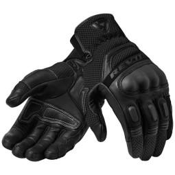 Gants Moto Cuir REVIT Dirt 3 Noir ,Gants Moto Cuir