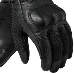 Motorcycle Leather Gloves REVIT Arch Black ,Motorcycle Leather Gloves