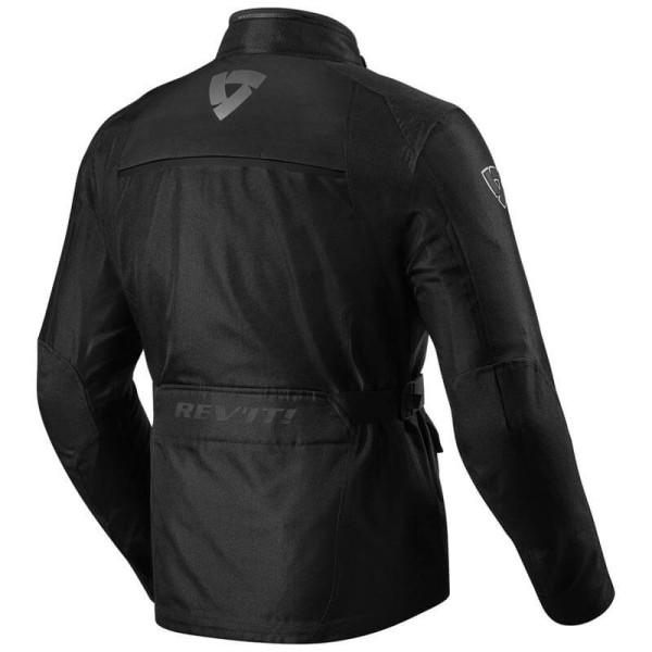 Blouson Moto Tissu REVIT Voltiac 2 Noir