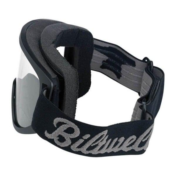 Lunettes Moto BILTWELL Inc Moto 2.0 Script Black OTG