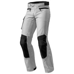 Motorcycle Pants REVIT Enterprise 2 Silver ,Motorcycle Pants